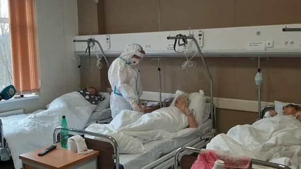 Еще 8380 человек заболели коронавирусом в России