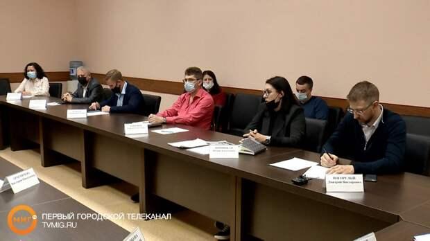 Главный юрист Ямала принял участие в заседании Общественной палаты Ноябрьска