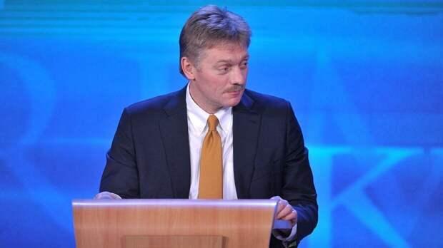 Песков удивился желанию Киева обменять Медведчука на осужденных в РФ украинцев