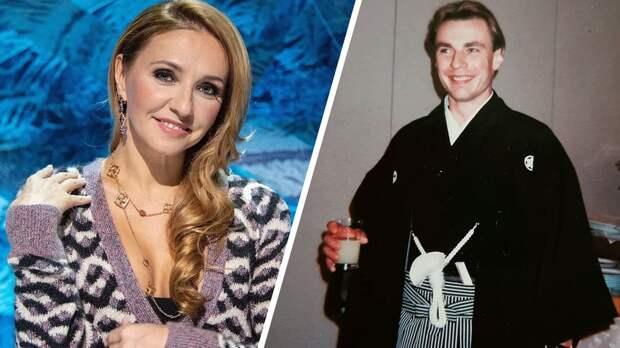 «Как вы здесь похожи на Навку». Подписчики оценили фото Жулина в кимоно 29-летней давности