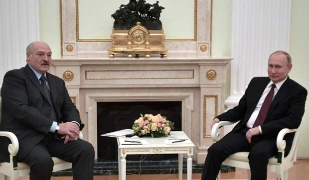 Политолог о сотрудничестве Путина и Лукашенко: Россия не отдаст Западу территорию Белоруссии