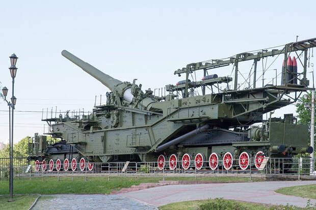 Где в Москве можно увидеть боевую технику времен Великой Отечественной
