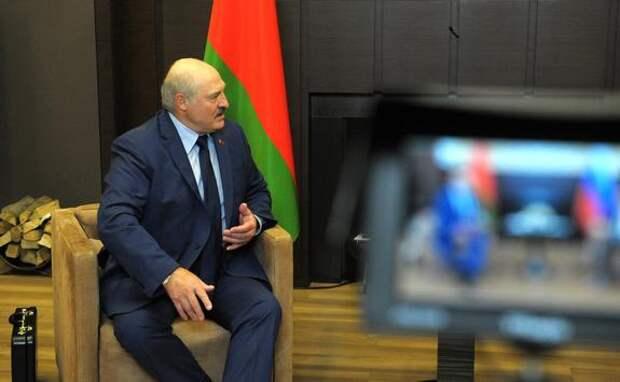 Лукашенко заявил о попытке Запада «раскачать» ситуацию в Белоруссии