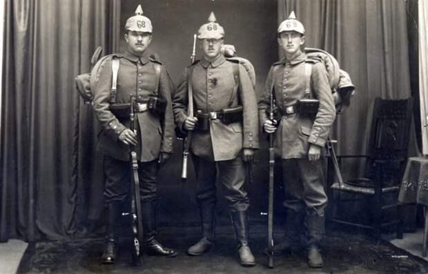 На вооружение Пруссии каски с пиками приняли раньше, чем в России / Фото: adfave.ru