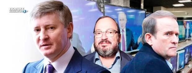 Ахметов объявил войну Путину