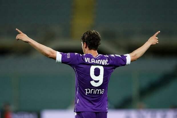 Влахович назван лучшим молодым игроком сезона всерии А