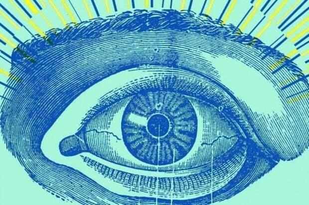 Учёные завязали людям глаза на 4 дня, и галлюцинации были невероятны.