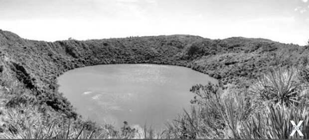 Гуатавита – священное озеро муисков, ...