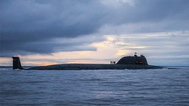 Корабли Северного флота вышли на масштабные учения к Кольскому полуострову