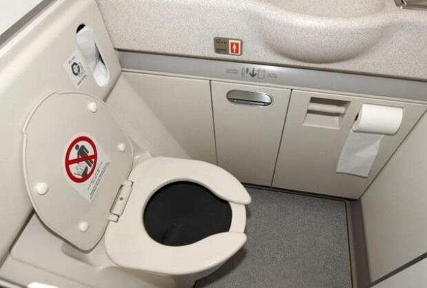 Как можно устранить неприятный запах в туалете? Хитрость, подсмотренная у стюардесс