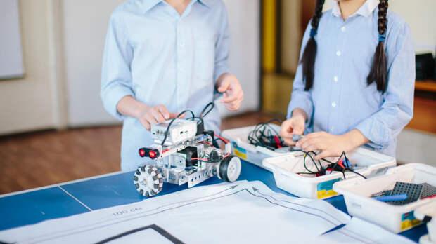 Российских детсадовцев обучат робототехнике и нейротехнологиям