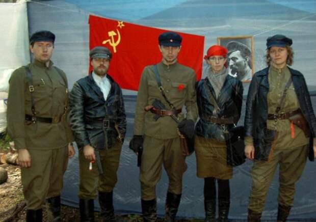 """Главная беда России не """"дураки и дороги"""", а революционеры и бунтари!"""