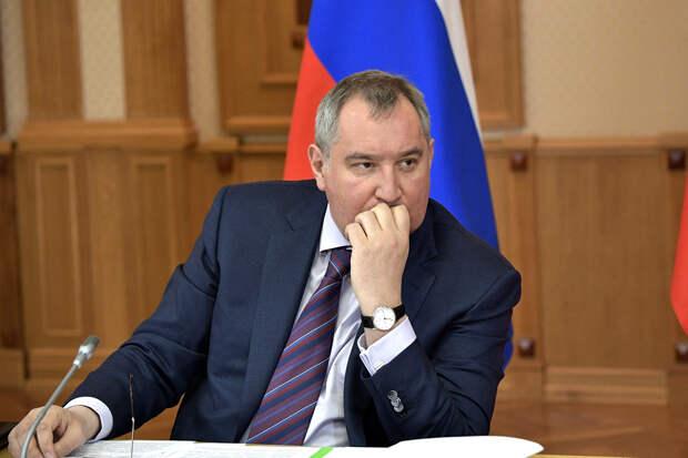 Рогозин надеется на оправдательный приговор Сафронову