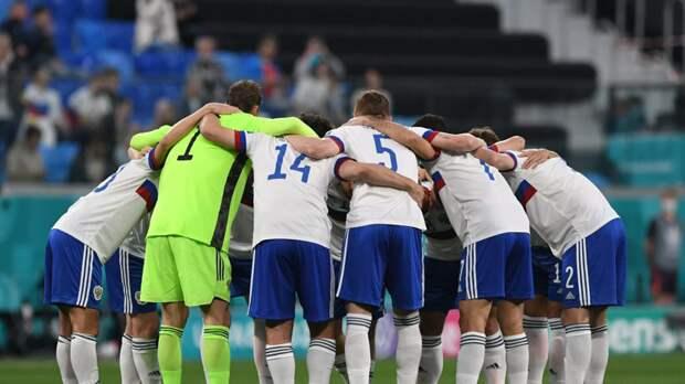Сотрудники посольства в Копенгагене поддержат сборную России в матче Евро-2020 с Данией