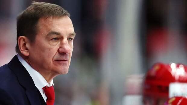 Сборная России оставит в заявке на ЧМ-2021 место для вратаря и нападающего из...