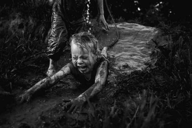 Как выглядит счастливое детство Радость, детство, фото