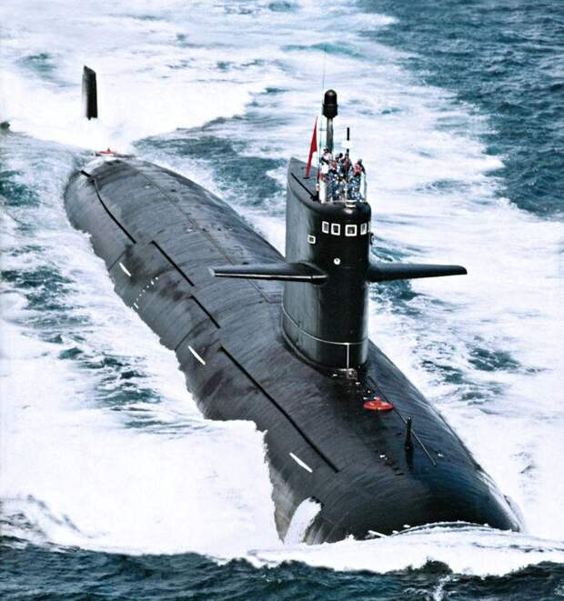 Многоцелевые атомные подлодки «Тип 093» (Китай)