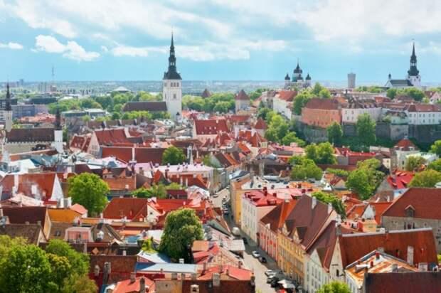 """Эстония, затаив дыхание и """"подобрав живот"""", готовится к визиту Обамы"""