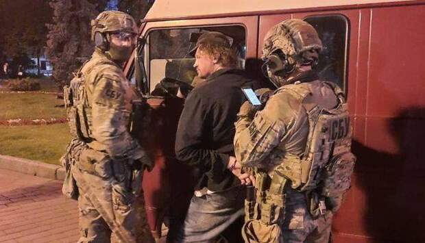 Луцкий «террорист» и «государство» Украина