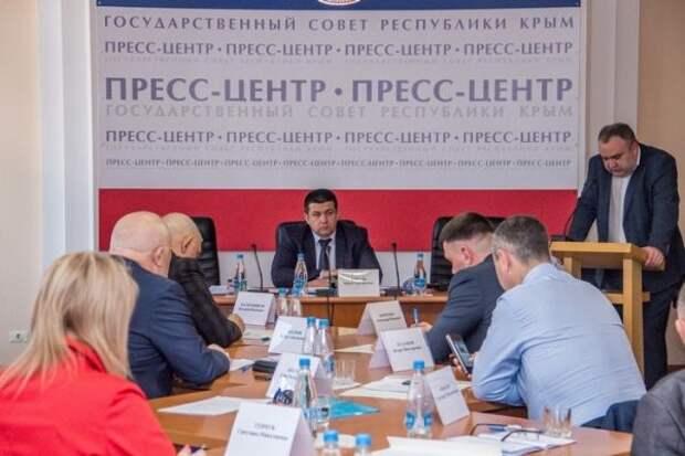 Заседание Комитета по аграрной политике и развитию сельских территорий