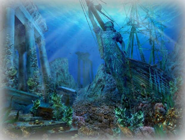 Что мы знаем об Атлантиде?