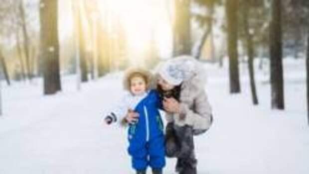 Как весело провести с детьми предстоящие выходные 8 и 9 декабря 2018
