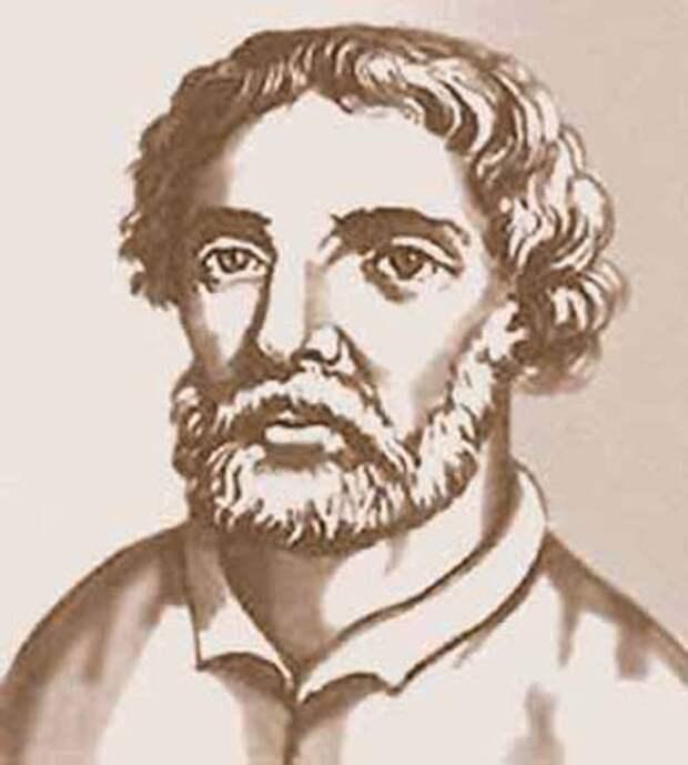 Степан Разин, гравюра из старинной книги. Wikipedia