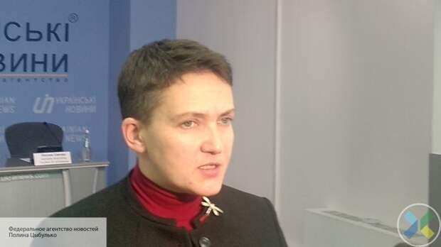 Савченко предложила способ вернуть Донбасс