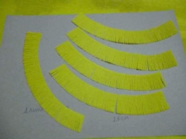 САМОДЕЛКИ. Нарциссы из бумаги