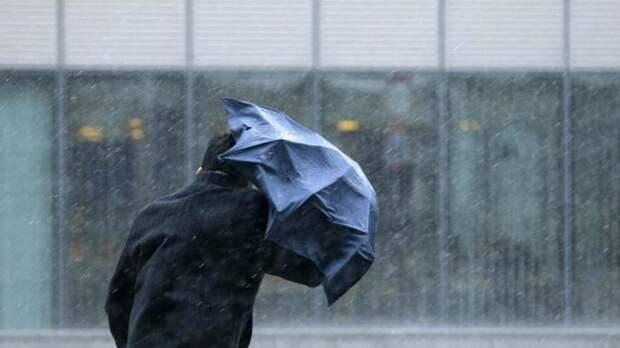 Балканский циклон принесёт в Крым ливни и шквальный ветер