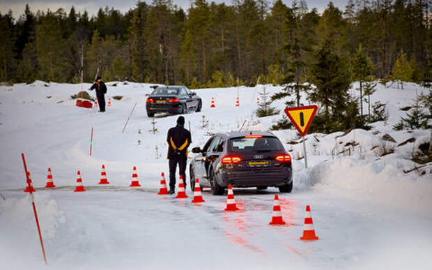 Шипы или липучки — эксперты ЗР выбирают шины на зиму