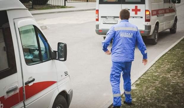 Число пациентов выросло в волгоградских ковидных госпиталях