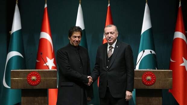 Турция намерена стать ядерной державой при поддержке Пакистана