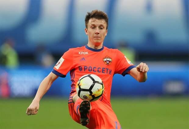 Головин: «Когда был маленький, за ЦСКА особо не следил — больше нравилось наблюдать за «Спартаком» и «Зенитом»