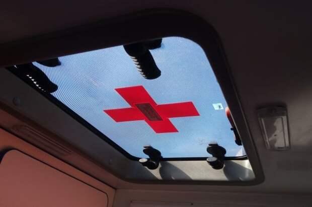 При столкновении фуры и микроавтобуса под Смоленском пострадали 13 человек