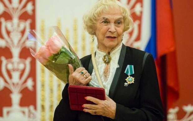 Как выглядит божественной красоты актриса СССР в 91 год. Татьяна Пилецкая
