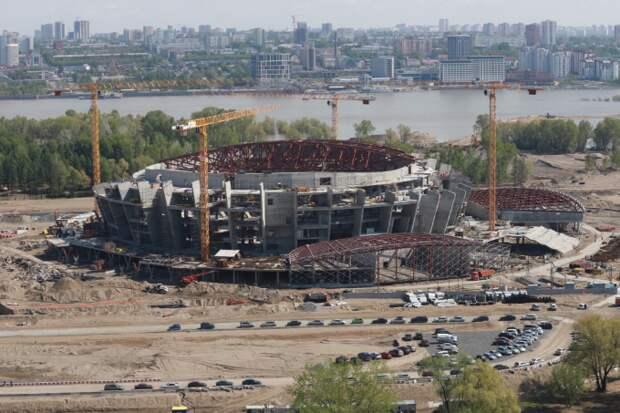 На строительство нового ЛДС в Новосибирске выделят еще 856,5 млн. рублей