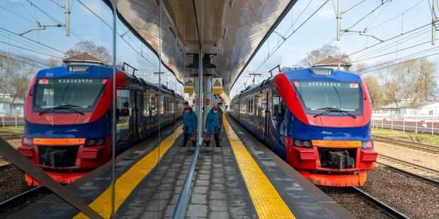 Станцию Аминьевская будущего МЦД-4 откроют в этом году