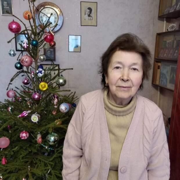 Блокадница из Лианозова рассказала о жизни в осаждённом Ленинграде