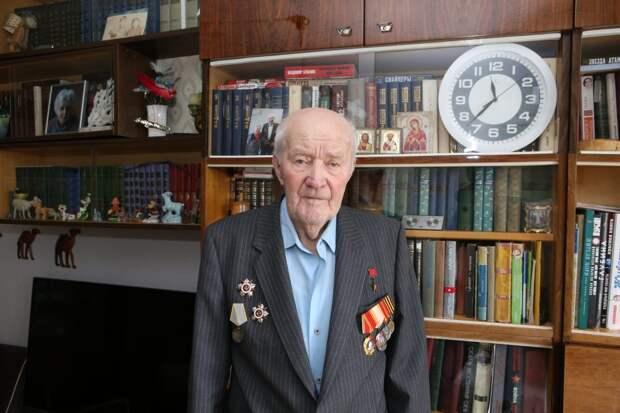 Лица Победы: Михаил Портнов из Хорошёво-Мнёвников воевал под Курском и на Украине