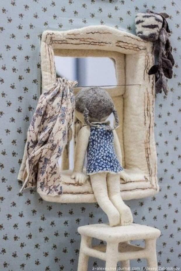 Очень теплые и душевные работы Ирины Андреевой