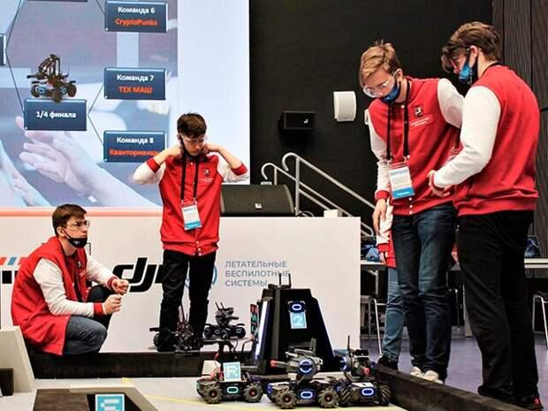 Победители DJI RoboMaster Youth рассказали об участии в соревнованиях