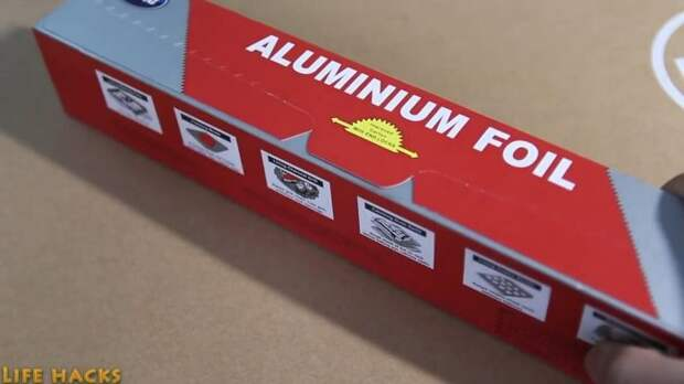 11 способов полезного применения алюминиевой фольги