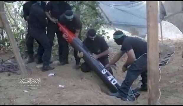 В Генштабе ЦАХАЛа оценили ракетный потенциал ХАМАСа