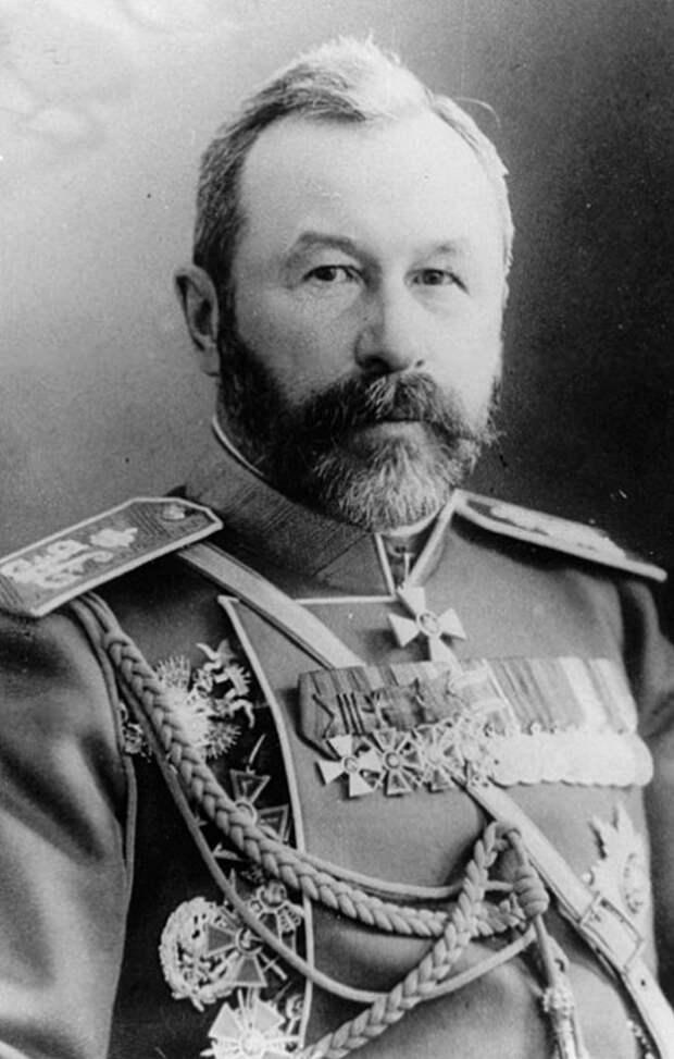 Генерал-губернатор Туркестана Алексей Куропаткин.