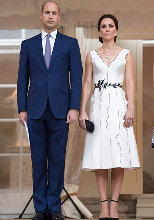 """10 """"свадебных"""" образов Кейт Миддлтон за последние 10 лет"""