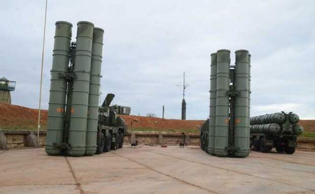 Турция вмешалась в работу российских ЗРК С-400