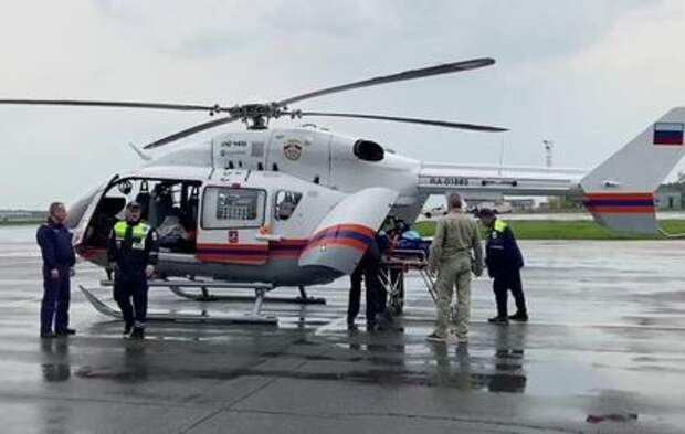 Пострадавшие при стрельбе в Казани доставлены в московские больницы