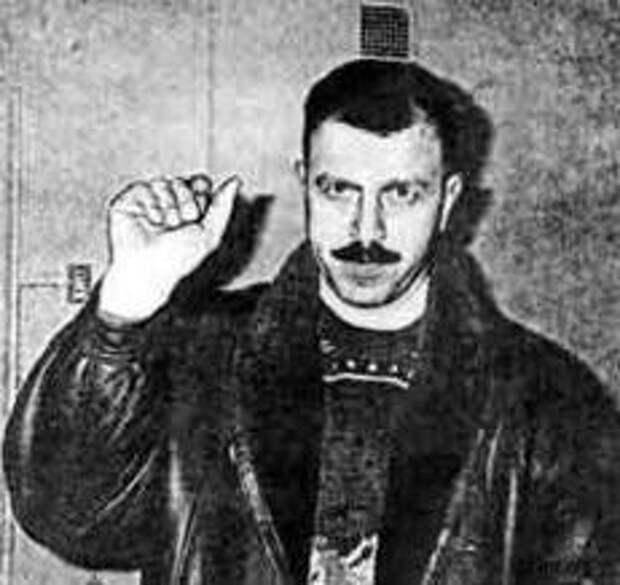 Николай Сулейманов