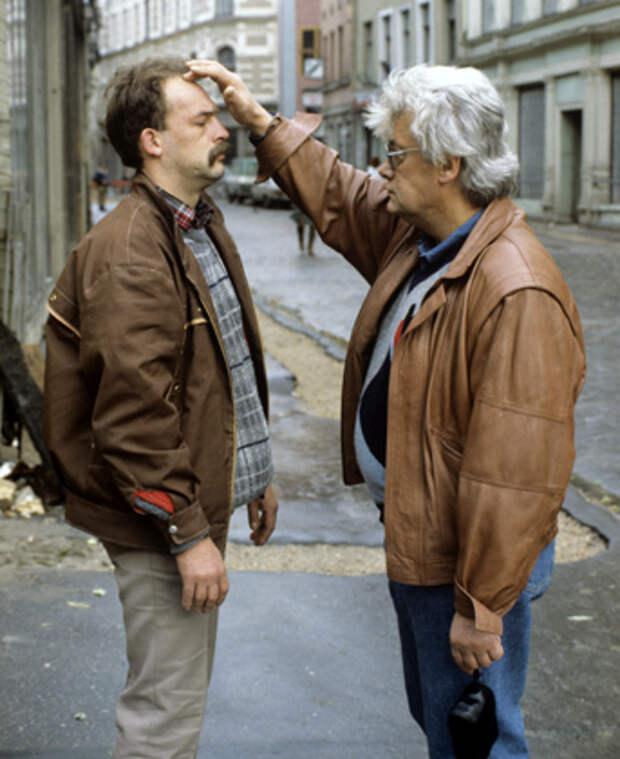 Аллан Чумак исцелял людей прямо на улице, 1991 год